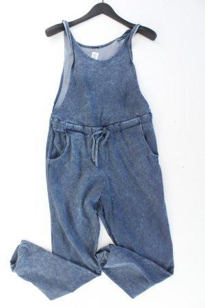 Jumpsuit blau Größe M