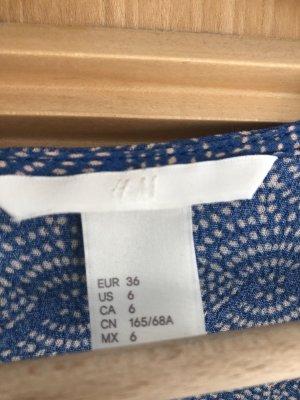 H&M Mono azul aciano