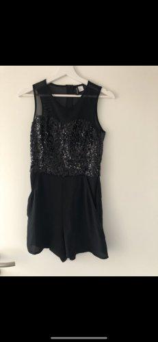 H&M Business Suit black