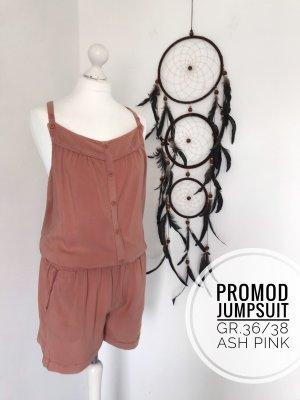 Jumpsuit Einteiler sommerlich sommermode strandmode beachwear Shorts