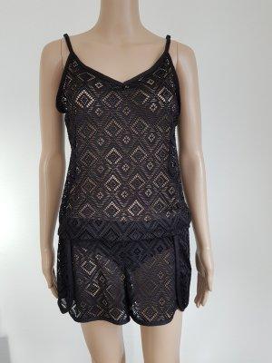 Janina Beachwear black