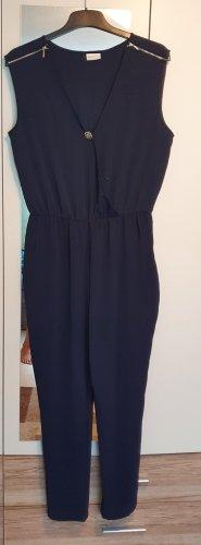 Infinity woman Off-The-Shoulder Dress dark blue
