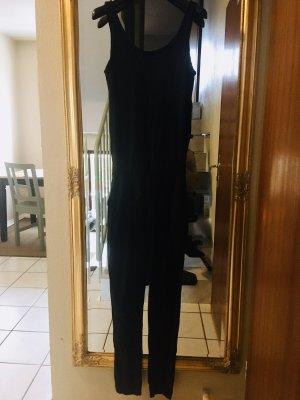 aus Italien Jumpsuit black