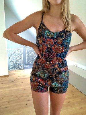 Jumpsuit floral Muster