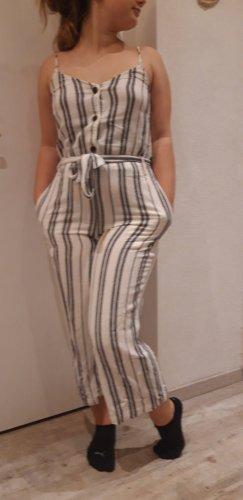 Woman for H&M Langer Jumpsuit white-azure