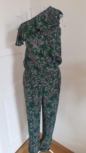 Promod Jumpsuit black-forest green