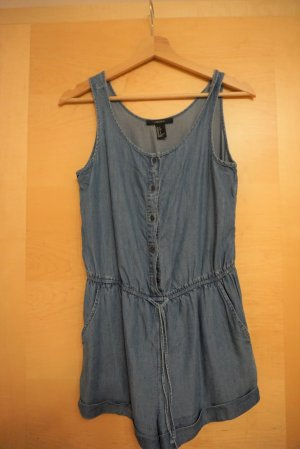 H&M Divided Jersey twin set blauw