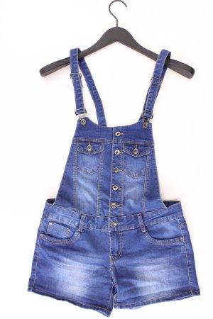 Onesie blue-neon blue-dark blue-azure cotton