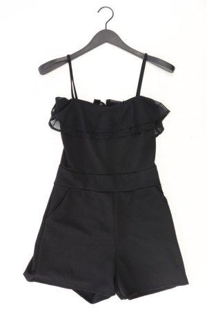 Jumpsuit Größe S schwarz aus Polyester