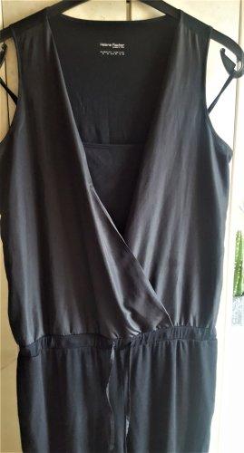 Tchibo / TCM Traje de pantalón negro Algodón