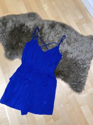 Jumpsuit in Blau