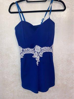 Odzież plażowa niebieski