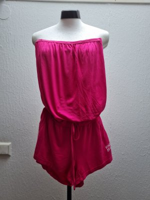 Venice beach Kurzer Jumpsuit rosa