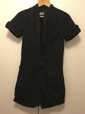 Only Bib Shorts black cotton