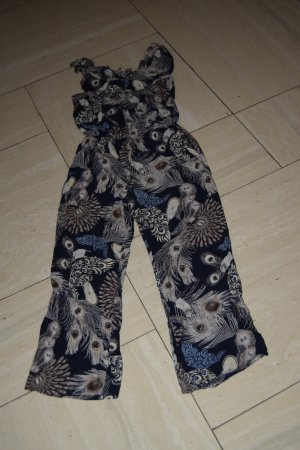 Airisa Tailleur pantalone multicolore