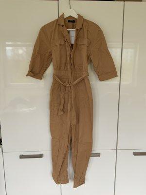 Bershka Spodnie garniturowe Wielokolorowy