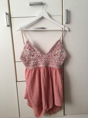Onesie pink