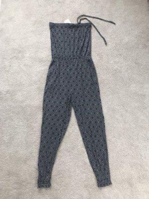 Blue Motion Jumpsuit zwart-wit