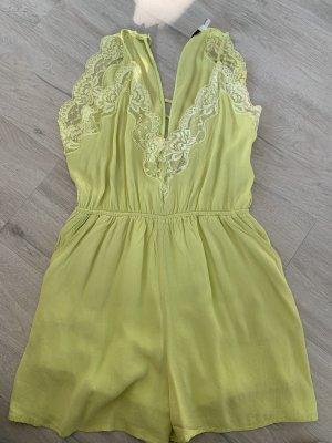 Ark & Co Combinaison jaune citron vert