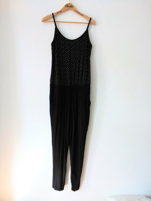 Jumpsuit Overall / Esprit / M 40 / Punkte Sommer