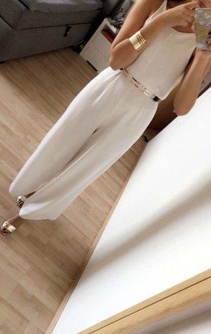 Mango Ladies' Suit natural white