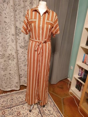 Jumpsuit Overall Only Gr. 36 (S) Streifen casual basic € 55