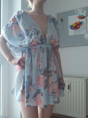 jumpsuit overall playsuit einteiler Kleid