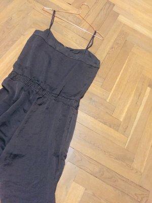 Jumpsuit Overall Sommer Zara Gr. L Vintage braun - Versandkostenfrei!