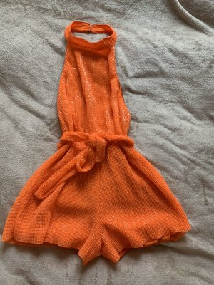 Club L Jumpsuit orange-neon orange