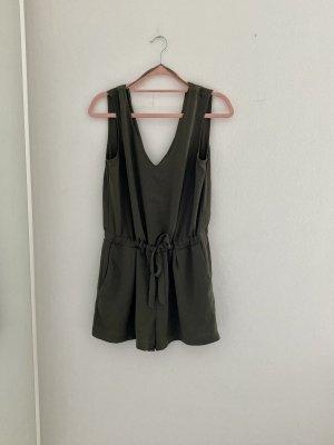 Jumpsuit / Playsuit in Khaki