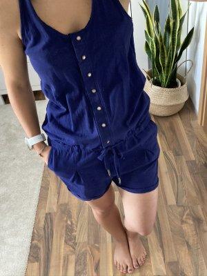Jumpsuit - Playsuit - short - blau - Promod