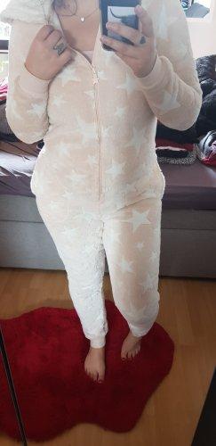 Esmara Pijama blanco-rosa claro