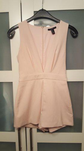 Jumpsuit rosa Forever21 Größe S