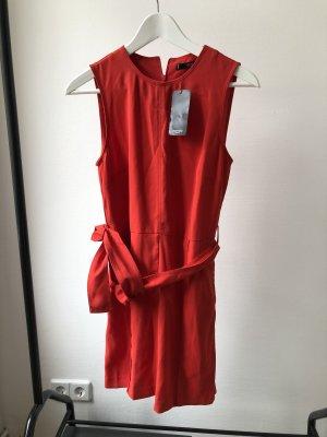 Jumpsuit Rot von Zara