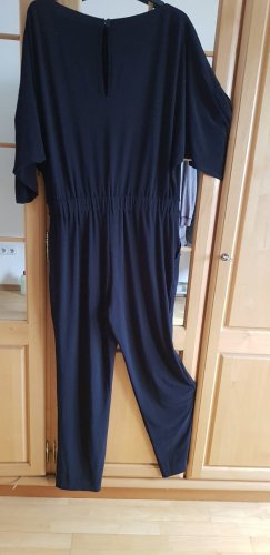 Jumpsuit schwarz 40