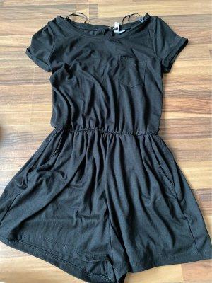 H&M Jersey twin set zwart