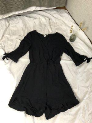 Jumpsuit schwarz neu 34 XS