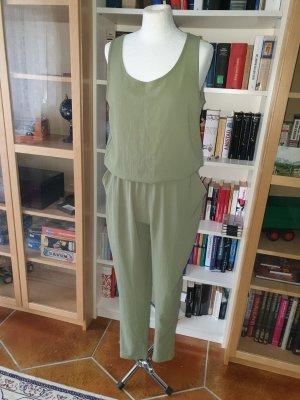 Jumpsuit Sommer Overall Only Gr. 38 (M/L) khaki bügelfrei