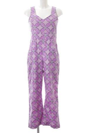 Jumpsuit violett-hellrosa Casual-Look