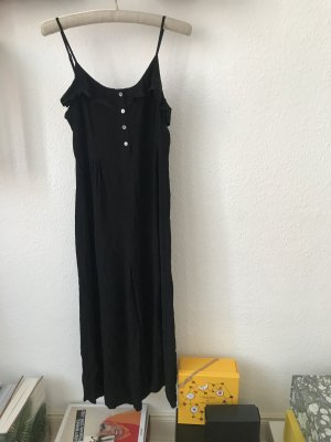 Anthropologie Jumpsuit zwart Viscose