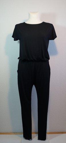 Bench Jumpsuit black modal fibre