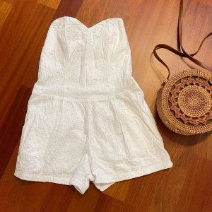 Calzedonia Off-The-Shoulder Dress white