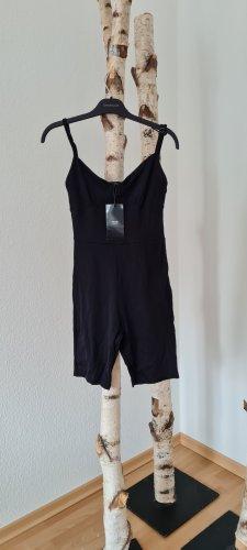 Divina Kurzer Jumpsuit black