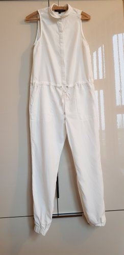 French Connection Jumpsuit white