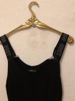 obey Jumpsuit black