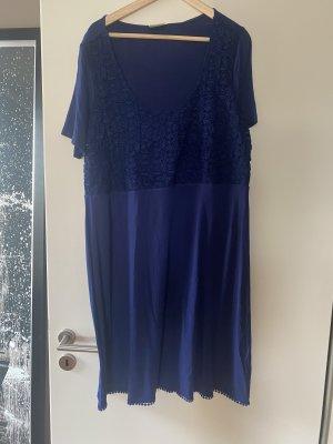 Junarose Kleid blau 48 50 XXL