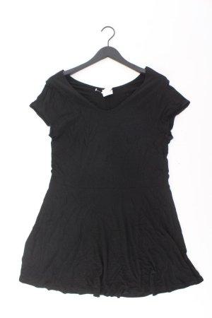 Junarose Kleid schwarz Größe L