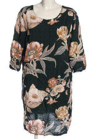 Junarose Minikleid Blumenmuster Casual-Look