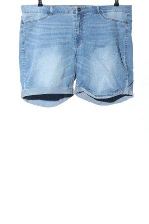 Junarose Shorts blau Casual-Look