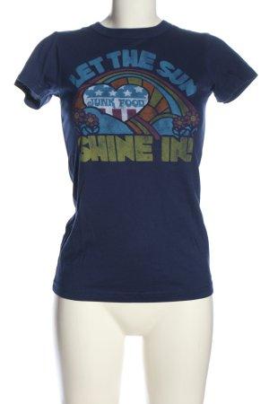 Junk Food Print-Shirt
